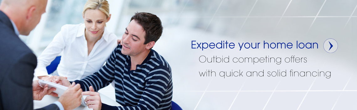 Expedite your home loan
