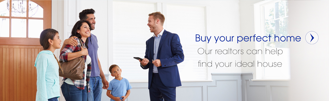 Buy your perfect home